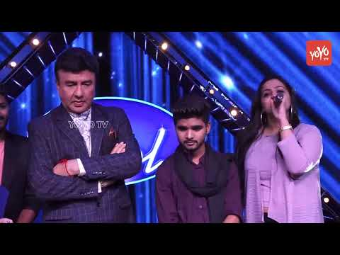 Neha  Anu  And Vishal On The Set Of Indian Idol |Judges Performance | Lots Of Fun | YOYO TV Hindi