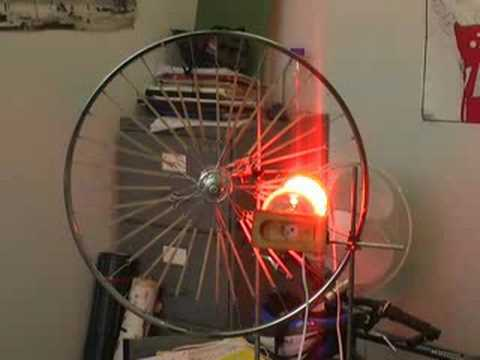 Nitinol Heat Engine The Rubber Band Heat Engine