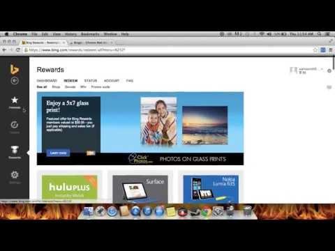 Free Gift Cards Using Bing!!!!!