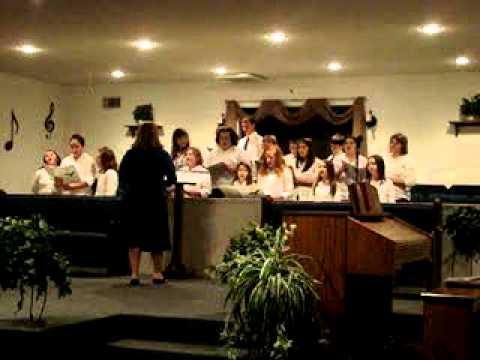 "Upson Christian Academy-""Jesus Passed By My Way"""