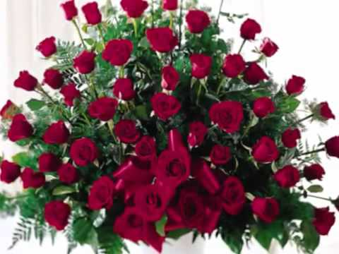 Unas rosas para my mujer hermosa youtube - Ramos de flores hermosas ...
