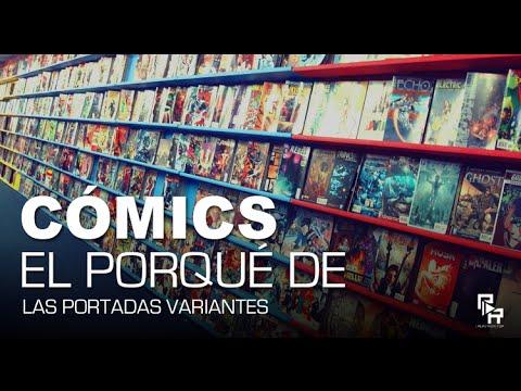 Especial | El porqué de las portadas variantes en los cómics
