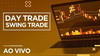 Day Trade e Swing Trade AO VIVO - Mini Dólar, Mini Índice e Ações – Nova Futura 17/07/2019