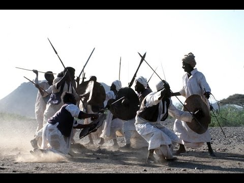 Sudan The Nubian Caravans - The Secrets of Nature