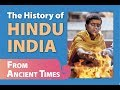 The History of Hindu India