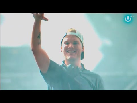 Avicii - We Burn (Faster Than Light) Ultra Live 2016