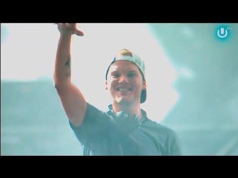 Avicii - We Burn (Faster Than Light) Ultra Live 2016