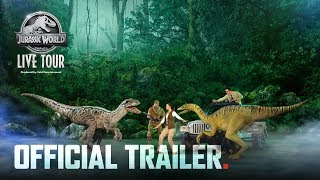 Jurassic World Live Tour | Official Trailer