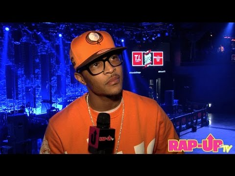 Rap-Up TV: T.I. Talks Iggy Azalea vs. Nicki Minaj, Hustle Gang Tour