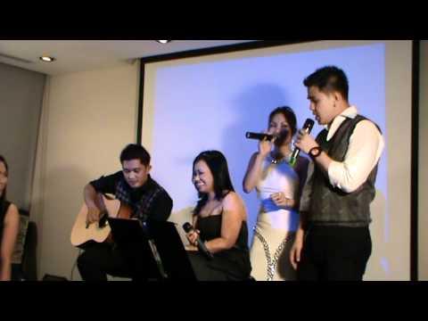 PUPPETZ BAND: Thirty Flirty Four Acoustic Performance (Bakit Ba Ganyan Covered)