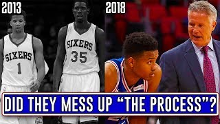How The Philadelphia 76ers MIGHT Have Messed Up The Process