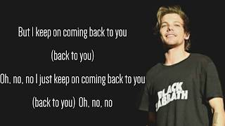 Back to You (Lyrics) Louis tomlinson Ft Bebe Rexha & Digital farm Animals