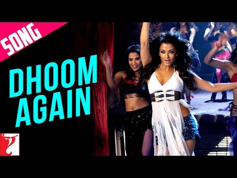 Dhoom Again - Song With Opening Credits | Dhoom:2 | Hrithik Roshan | Aishwarya Rai