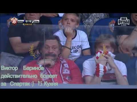 ЦСКА-СПАРТАК 2:1 Обзор матча РФПЛ 5 тур 12.08.17