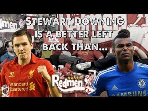 Stewart Downing is Better Than Ashley Cole. FACT.