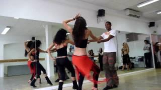 Sandro - Controla [Zouk Lambada Dance]