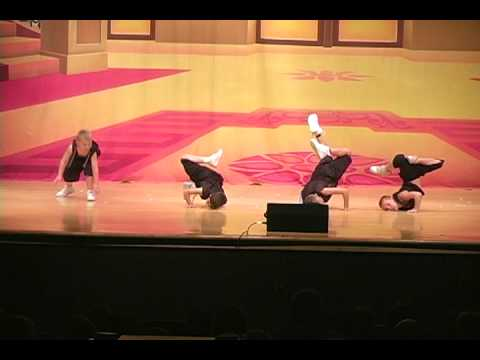 Unbeatable Boys Breakdance