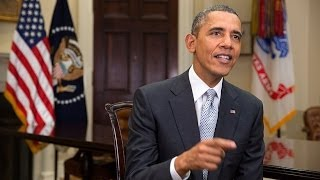 (Weekly Address) The President's Budget Ensures Opportunity for All Hard-Working Americans  4/5/14