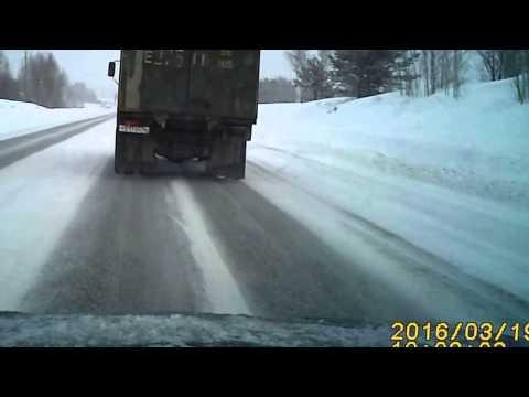 Жестокая авария Серов -Тагил