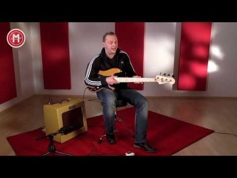 Squier Vintage Modified Precision Bass im Test auf MusikMachen.de