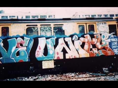 New York Old School Graffiti Subways Youtube