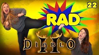 Fighting Radament! - Diablo 2 Let's Play - Part 22