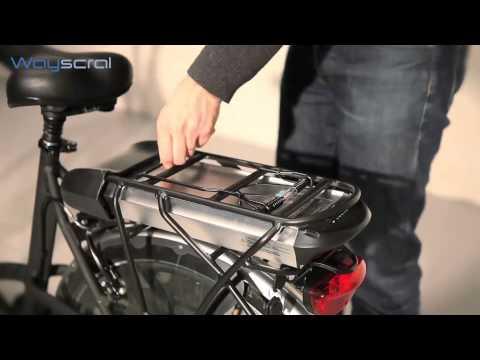 Vélo Electrique Wayscral W501