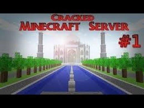 minecraft 1.5.2 cracked server hunger games!!