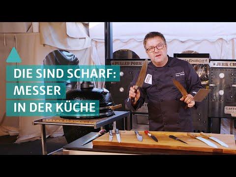 Kleine Messerkunde - welche Messer braucht Ihr wirklich | BAUEN & WOHNEN