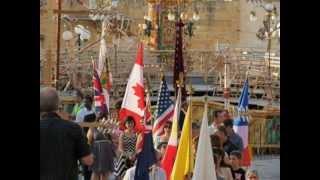 Translazzjoni Sollenni Festa San Gwann Battista Xewkija 22-6-2013