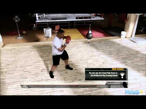 Fight Night Champion Walkthrough - Training Games - Double End Bag