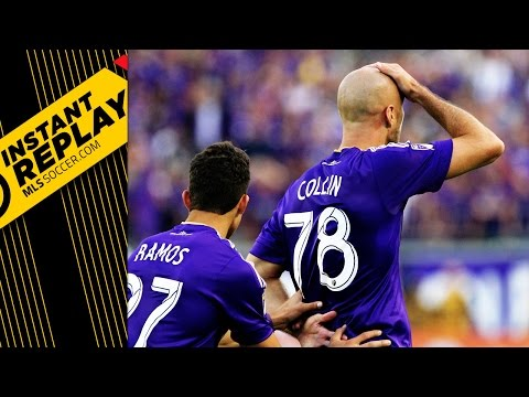 Jozy's penalty, Besler and Collin see red, and simulations in Orlando   Instant Replay