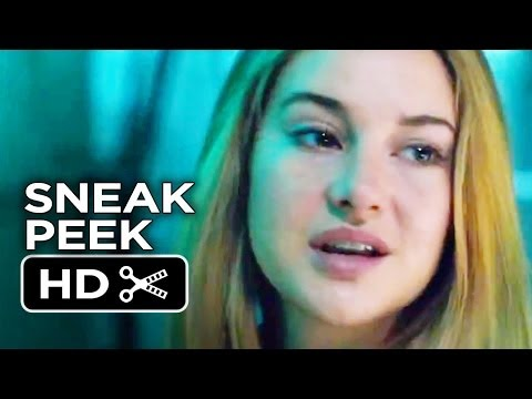 Divergent Final Trailer SNEAK PEEK (2014) - Shailene Woodley HD