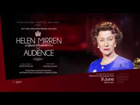 NTLive The Audience UK Encores trailer by Mayo Movie World