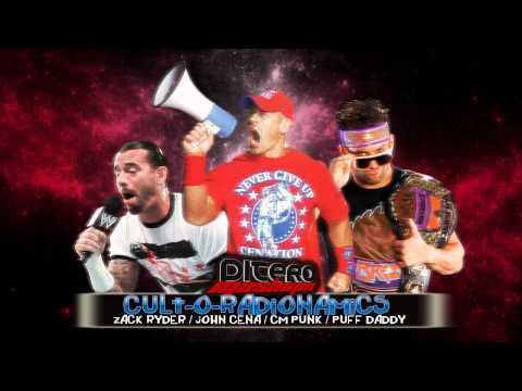 Zack Ryder/John Cena/CM Punk/Puff Daddy