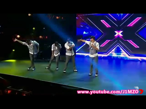 Soul Cutz - The X Factor Australia 2014 - BOOTCAMP
