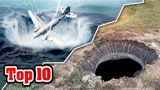 Top 10 CREEPY Plane Disappearances