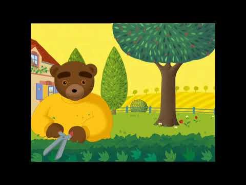 Petit ours brun veut un g teau petit ours brun youtube - Dessin petit ours ...