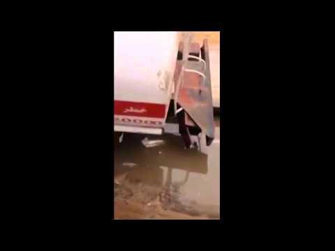 مواطن سعودي يتكلم بحرقه