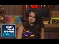 Selena Gomez Asks Andy Cohen How Many People He