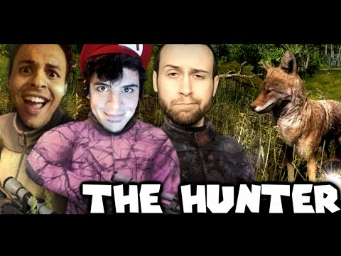 Murdering Defenseless Animals Simulator 2014 (The Hunter 2014 - Funny Moments)