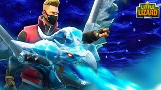 DRIFT STEALS VALKYRIE'S DRAGON *NEW SKIN* FORTNITE SHORT FILMS