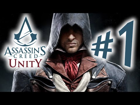 Assassin's Creed Unity - Parte 1: Arno Dorian [ Playstation 4 - Playthrough Dublado PT-BR ]