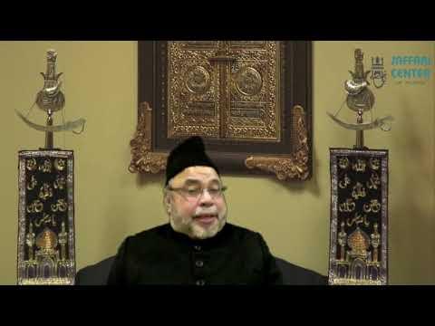 LIVE 2nd #Muharram - Maulana Sadiq Hasan Majlis 2020/1442