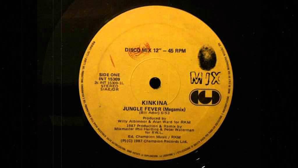 Kinkina Jungle Fever