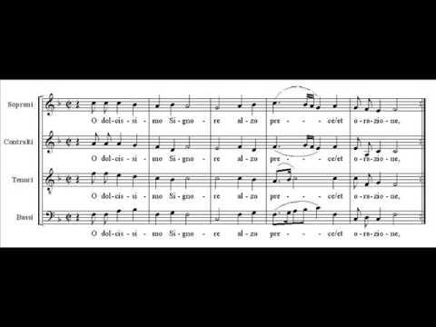 Giovanni Animuccia - Benedetto sia il giorno