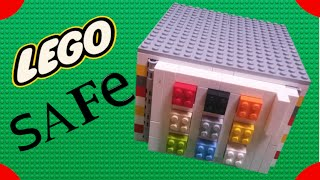 Lego Safe! [buttons]