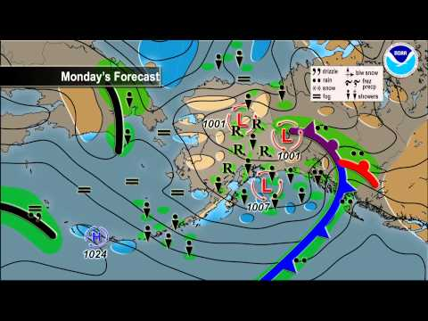 July 26, 2015 Alaska Weather Daily Briefing