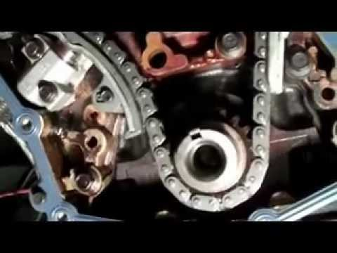 1997 Cavalier Z24 2.4 Twin Cam Water Pump and Timing Chain Replacement Part 2 Classic G-Body Garage