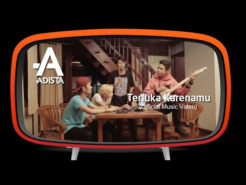 Adista - Terluka Karenamu (Official Music Video )